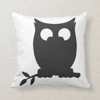 Cross Eyed OWL Cushion
