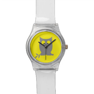 Cross Eyed OWL Watch
