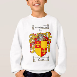 CROSS FAMILY CREST -  CROSS COAT OF ARMS TSHIRTS