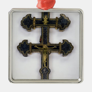 Cross, from Clairmarais Abbey Christmas Ornament