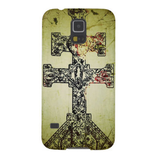 Cross from St. Martin, Limoges Galaxy S5 Cover