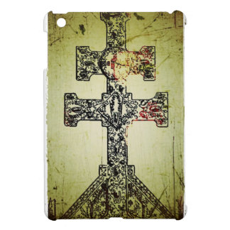 Cross from St. Martin, Limoges iPad Mini Cover