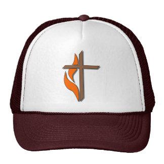 Cross Trucker Hats