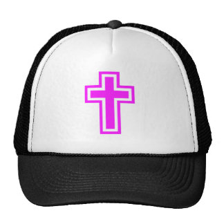Cross Mesh Hat