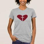 Cross Heart Shirt
