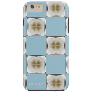 Cross in Diamond® Christian design iPhone 6 case