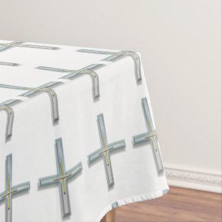 Cross in the Faith Tablecloth