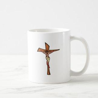 Cross Jesus Christ CROSS Christian Mugs