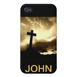 CROSS JOHN 3:16 Speck Case iPhone 4/4S Cover