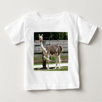 Cross-Legged Llama Infant's Clothing Baby T-Shirt
