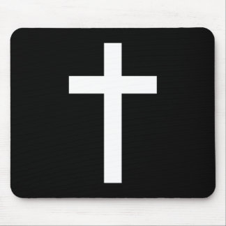 Cross Mouse Mat