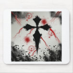 Cross Mouse Pads