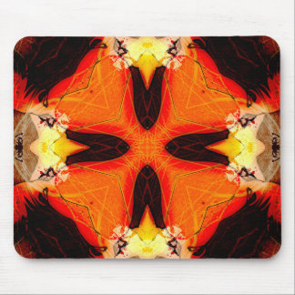 Cross of Belief Mouse Pad