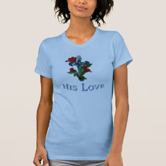 cross of love t-shirts