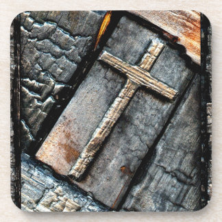 Cross of Protection Coasters