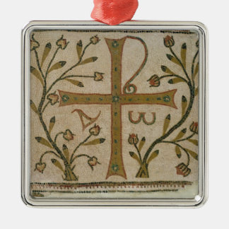Cross of Sbeitla, from Basilica of Henchir Ali Christmas Ornament