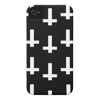 Cross of St. Peter iPhone 4 Case-Mate Cases
