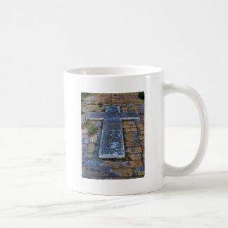 Cross on the Pathway to Death Coffee Mug
