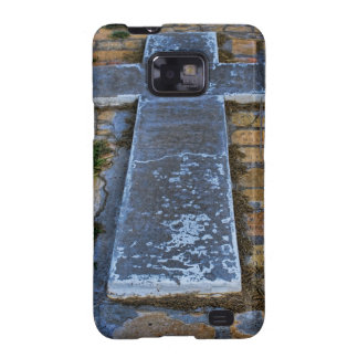 Cross on the Pathway to Death Galaxy S2 Cases