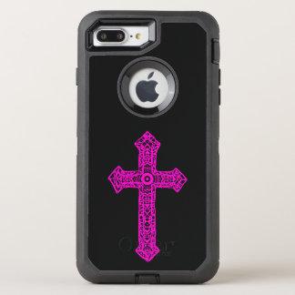 Cross OtterBox Defender iPhone 8 Plus/7 Plus Case