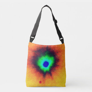 cross over shoulder bag custom print