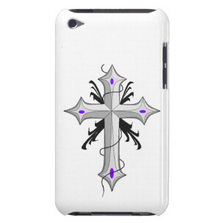 Cross pattern I-pod case iPod Touch Cover
