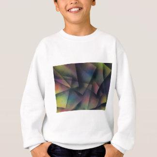 Cross pollinating paper sweatshirt