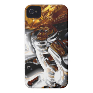Cross Pollination Abstract Case-Mate iPhone 4 Cases