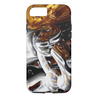 Cross Pollination Abstract iPhone 7 Case