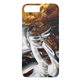 Cross Pollination Abstract iPhone 7 Plus Case