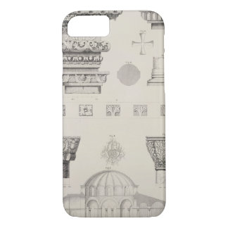 Cross section and architectural details of Kutciuk iPhone 8/7 Case
