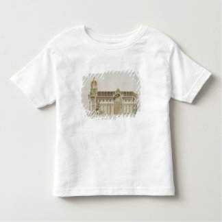 Cross Section of the Church of St. Jacques, Brusse Toddler T-Shirt
