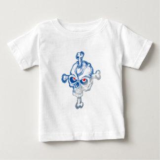 Cross & Skull T-shirts