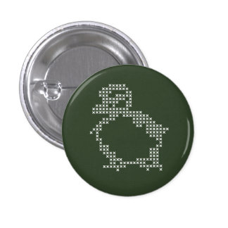 cross-stitch button