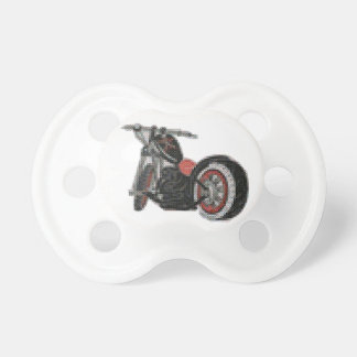 cross stitch motorcycle embroidery dummy