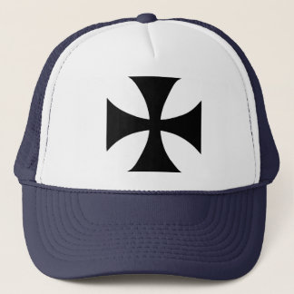 Cross Templar Trucker Hat