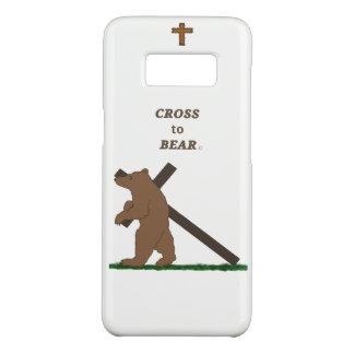 Cross to Bear (Galaxy S8) Case-Mate Samsung Galaxy S8 Case