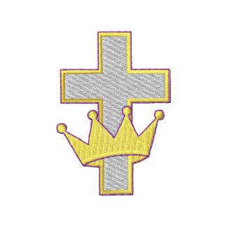 Cross with Crown