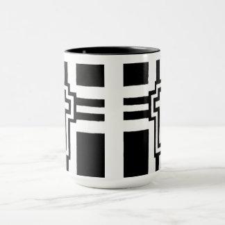 Cross Within A Cross Mug