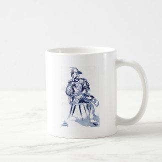 cross you're legs and wait. with Jun Coffee Mugs