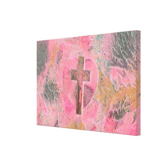 Cross Your Heart! Gallery Wrapped Canvas