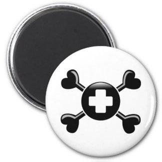 Crossbones Surgical Technology Magnet