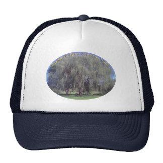 Crossbuck Farm Country Crafts Mesh Hat