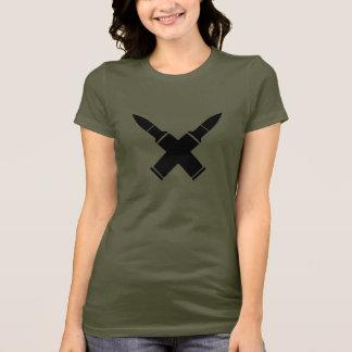 Crossed Bullets T-Shirt