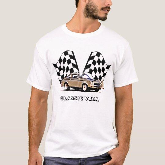Crossed Flags Classic Vega T-Shirt