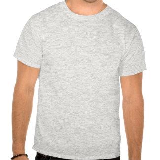 Crossed floorball sticks tee shirts