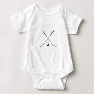 Crossed Golf Clubs Shirts