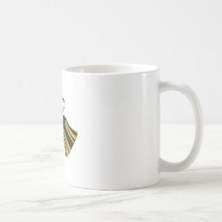 Crossed Handbells Coffee Mug
