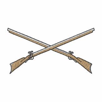 Crossed Kentucky Rifles