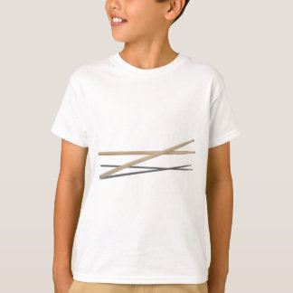 CrossedDrumSticks042211 T-Shirt